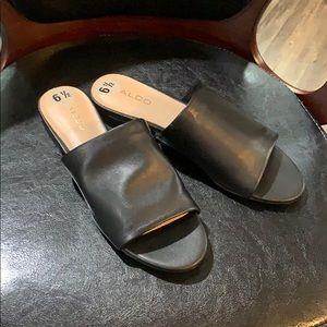 Aldo slip on shoes